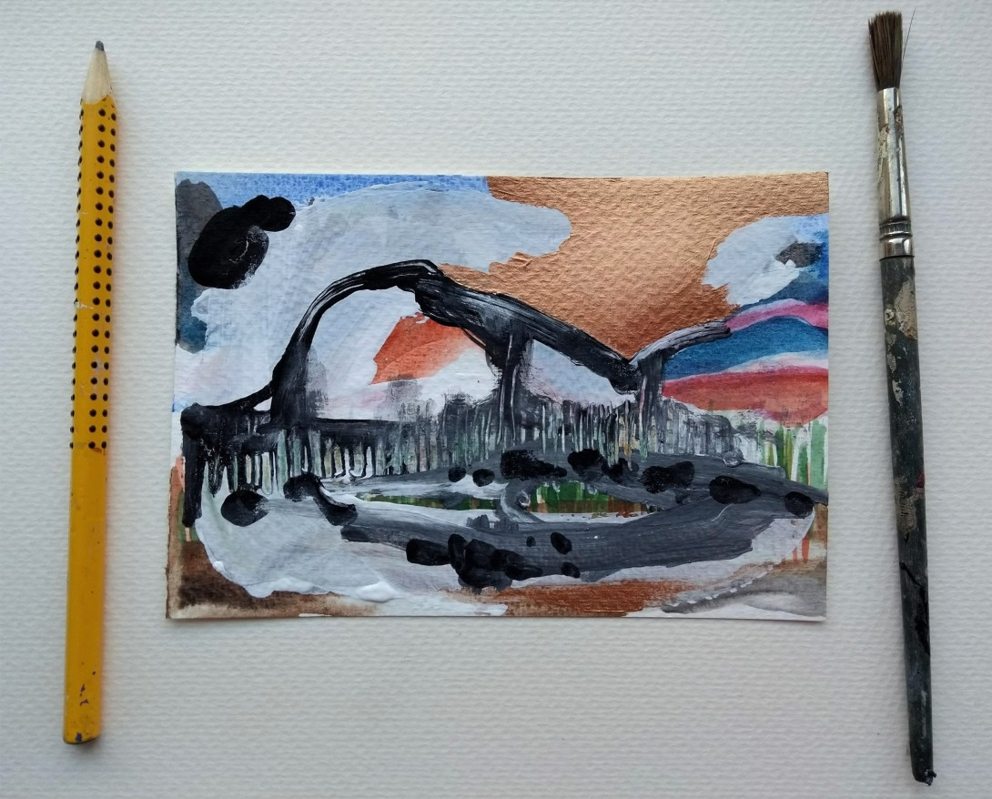Tiny Landscape, Connemara